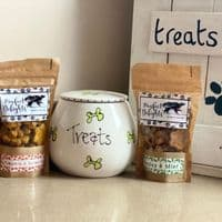 Parsley & Mint Natural Dog Treats